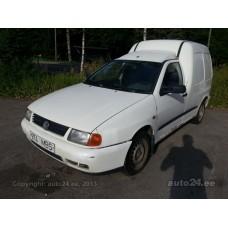 Volkswagen Caddy 1.9 (01.1995 - 12.2000)